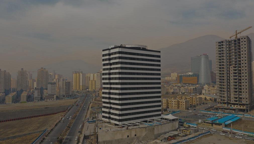 پروژه برج کنتراست تهران